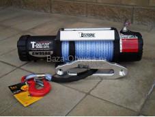 Лебедка T-MAX с синтетическим тросом для Dodge Ram