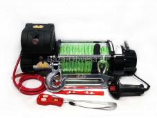 Лебедка 9500СТ с синтетическим тросом для Dodge Ram