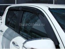 Дефлекторы боковых окон STOHIL-1532 для Toyota Tundra