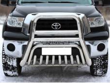 Защита переднего бампера TTU-1.2 для Toyota Tundra