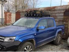 "Багажник экспедиционный ""RIVAL"" на Volkswagen Amarok"