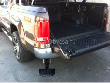 """Подножка механическая """"TopUp"""" на Volkswagen Amarok"""