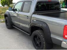 """Расширители колёсных арок """"Safari Otomotiv"""" на Volkswagen Amarok"""