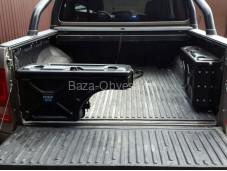 """Поворотный ящик в кузов """"PICKUPBOX"""" на Volkswagen Amarok"""