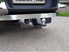 "Прицепное устройство, фaркoп ""TCC"" на Mercedes-Benz X-Class"