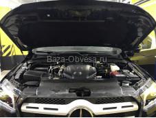 "Амортизатор капота MERXCL18-27Y ""TCC"" на Mercedes-Benz X-Class"