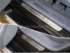 "Накладки на пороги MERXCL18-23 ""TCC"" на Mercedes-Benz X-Class"
