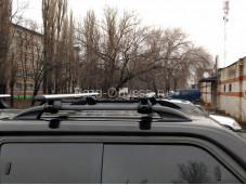 """Алюминиевые рейлинги """"Aeroklas"""" на Mitsubishi L200 с 2015г. выпуска"""
