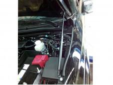 """Амортизатор капота MITL20015-18Y """"TCC"""" на Mitsubishi L200 с 2015г. выпуска"""