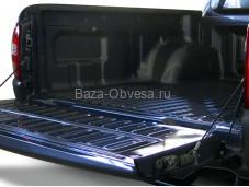 """Амортизатор заднего борта """"RIVAL"""" на Mitsubishi L200 с 2015г. выпуска"""