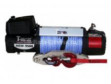 "Лебедка HEW-9500 с синтетическим тросом ""T-MAX"" на Fiat Fullback"
