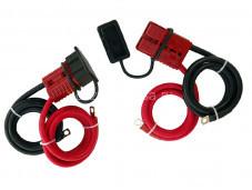 """Провода с разъемами для подключения лебедок """"РИФ"""" на Fiat Fullback"""