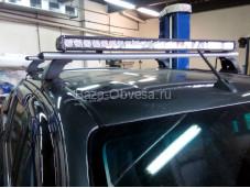 Аэродинамический багажник на Toyota Hilux с 2015г. выпуска
