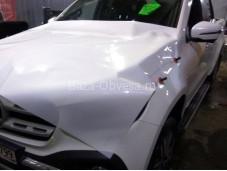 Оклейка защитной пленкой пикапа Fiat Fullback с 2015г. выпуска