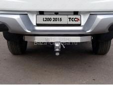 """Прицепное устройство TCU00091 """"TCC"""" на Mitsubishi L200 с 2015г. выпуска"""