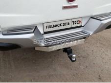 """Прицепное устройство TCU00087 """"TCC"""" на Fiat Fullback"""
