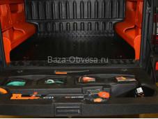 "Платформа грузовая ""АВС-Дизайн"" на УАЗ"