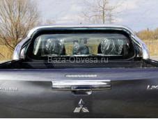 """Защита кузова MITL20019-07 """"TCC"""" на Mitsubishi L200 с 2019г. выпуска"""