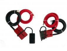 Провода с разъемами для лебедок на Pajero Sport III от 2015г. выпуска