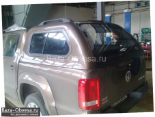 "Кунг 3 Full Option ""MaxLiner"" на Volkswagen Amarok"
