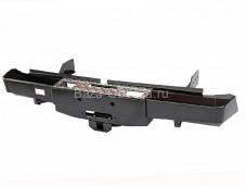 "Бампер задний усиленный без оптики ""DDR"" на Mitsubishi L200 с 2015г. выпуска"