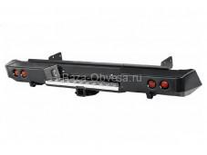 "Бампер задний стандарт ""DDR"" на ISUZU D-MAX"