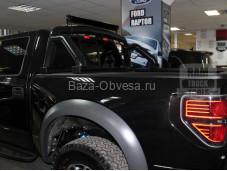 Дуга в кузов Ramtruck Black для Dodge Ram