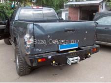 Бампер задний 22022 для Toyota Tundra