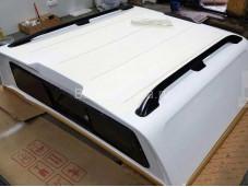 Рейлинги на крышу кунга для Dodge Ram