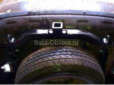 Фаркоп FA 1005-E для Pajero Sport до 2014г. выпуска