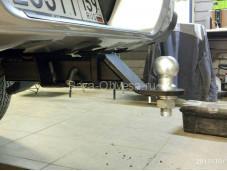 Фаркоп FA 1008-E для Fiat Fullback