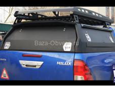 Кунг 1528 для Toyota Hilux с 2015г. выпуска