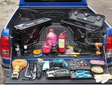 Ящик в кузов PICKUPBOX для Dodge Ram