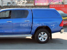 Кунг SKAT3 для Toyota Hilux с 2015г. выпуска