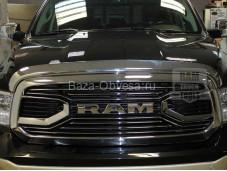 Дефлектор капота для Dodge Ram