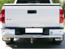 Защита заднего бампера TTU-3.3 для Toyota Tundra