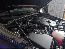 Амортизаторы капота Rival для Toyota Hilux с 2015г. выпуска