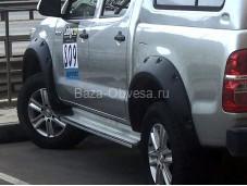 Расширители для Toyota Hilux до 2014г. выпуска