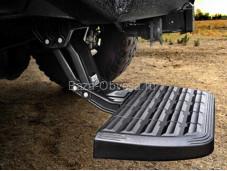 Механическая подножка AMP для Dodge Ram