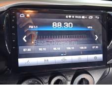 Головное устройство MyDean 8588 для Toyota Hilux с 2015г. выпуска