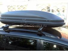 Бокс автомобильный на крышу Hakr-0820