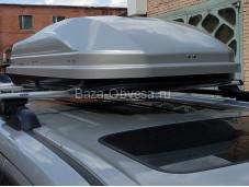 Бокс автомобильный на крышу Hakr-0821
