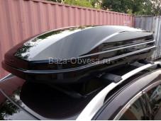 Бокс автомобильный на крышу Hakr-0822