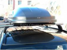 Бокс автомобильный на крышу Hakr-0825