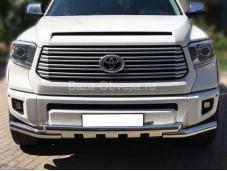 Защита переднего бампера TTU14-1.3 для Toyota Tundra