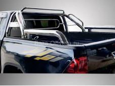 Защитная дуга AM-030081 для Toyota Hilux с 2015г. выпуска