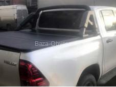 Дуга кузова К2 Black для Toyota Hilux с 2015г. выпуска
