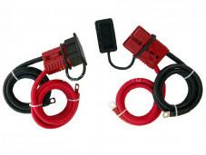 Провода с разъемами для лебедок на Nissan NP300