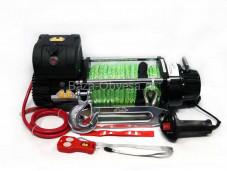 Лебедка 9500СТ с синтетическим тросом для Nissan NP300