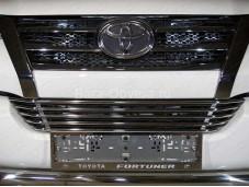 Решетка радиатора TOYFORT 17-14 для Toyota Fortuner